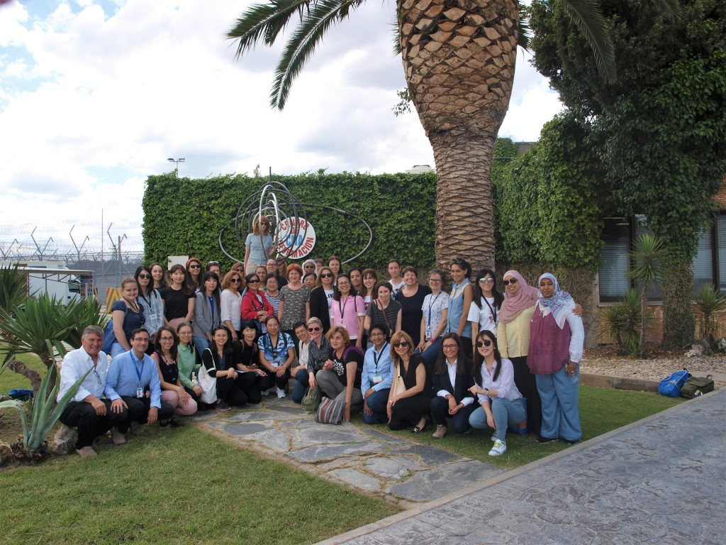 Visita internacional de Women in Nuclear